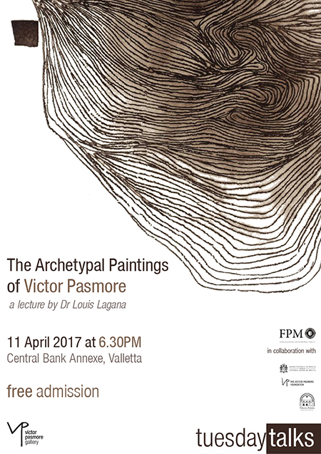 The Archetypal Paintings of Victor Pasmore - Lecture by Dr Louis Laganà