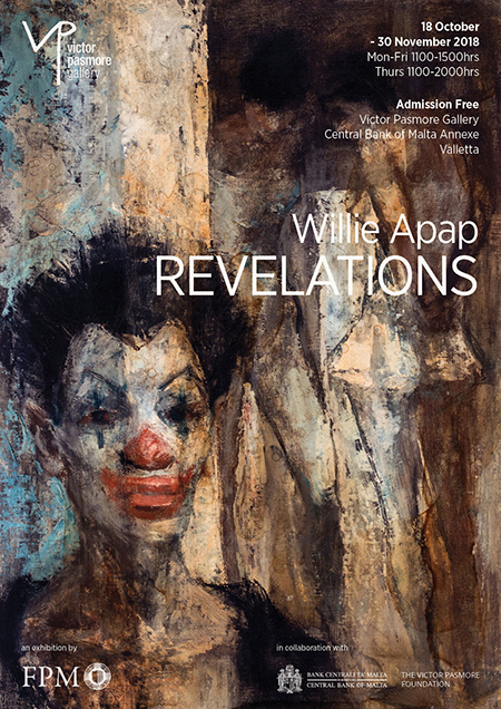 Exhibition - Willie Apap: Revelations