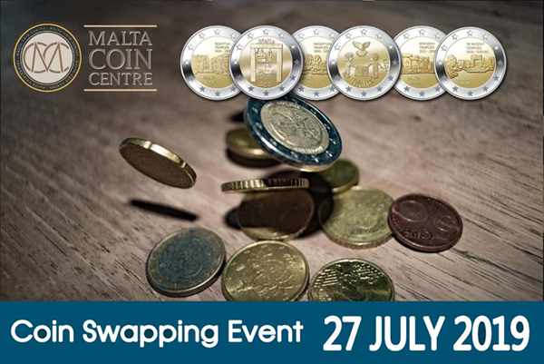 Coin Swapping Event 2019