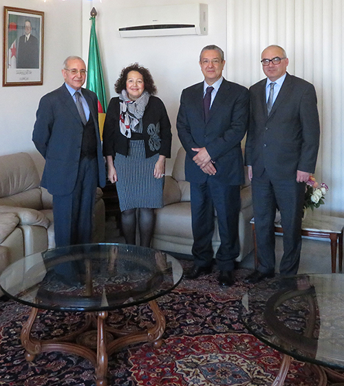 Maltese and Algerian central banks determined to enhance cooperation
