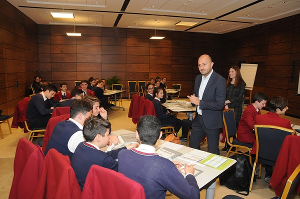 "Central Bank of Malta hosts JAYE Malta's ""Economics For Success"" Programme"