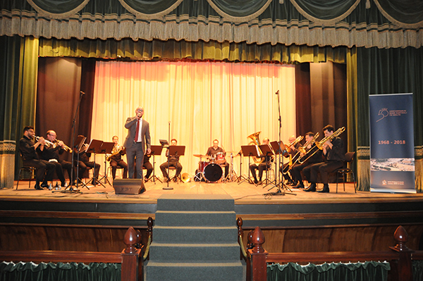 Central Bank of Malta organises concert at St Vincent de Paul Residence