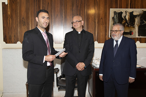 The Central Bank of Malta donates concert proceeds to Id-Dar tal Providenza