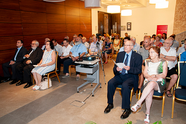 Central Bank of Malta public lecture By Dr Charles J Farrugia
