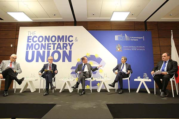 """The Economic & Monetary Union: how has Malta benefitted and what does the future hold?"""