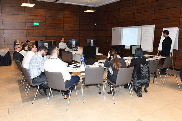 Specialist workshop on Bayesian macroeconomics at Central Bank of Malta