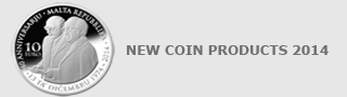 New coin products 2014