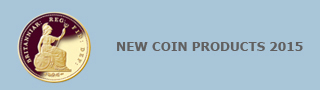 New coin products 2015