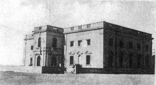 The Vernon United Services Club, some time after its inauguration in 1924