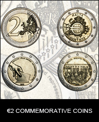 €2 Commemorative Coins