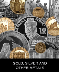 Gold, Silver and Other Metals