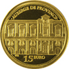 Auberge de Provence gold coin