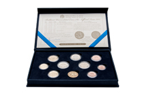 Dated coin set 2013