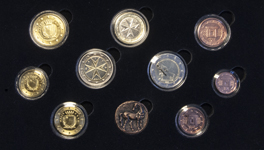 Dated coin set 2011