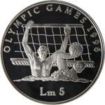 Olympic games 'waterpolo'
