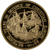 430 years in defence of Christian Europe - Gold
