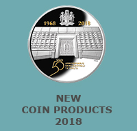 New Coin Products 2018