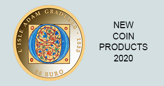 New Coin Products 2020