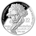 250th Anniversary of Beethoven's Birth