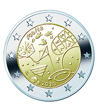 €2 commemorative coin - Games