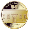 Auberge d'Aragon gold coin