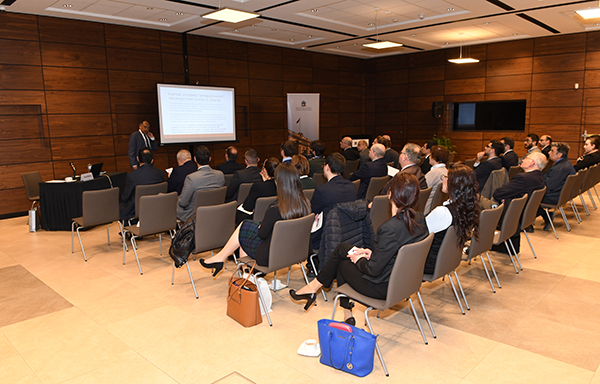 Central Bank of Malta public lecture on Knightian uncertainty and asset prices