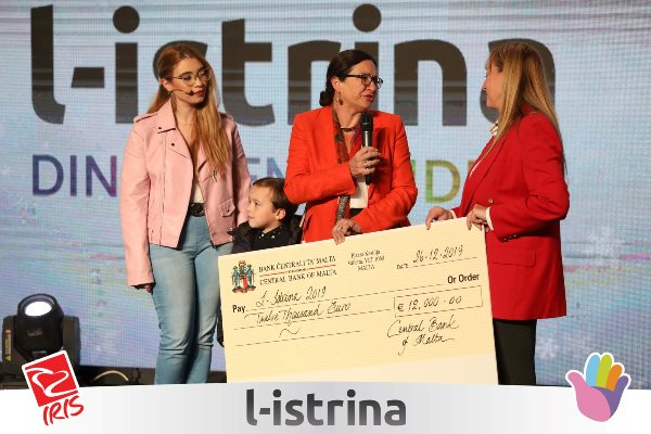 Donation to L-Istrina 2019